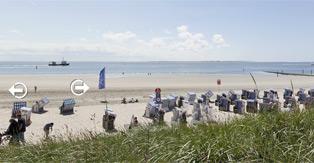 Norderney 360 Grad