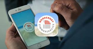 Norderney Zimmerservice App