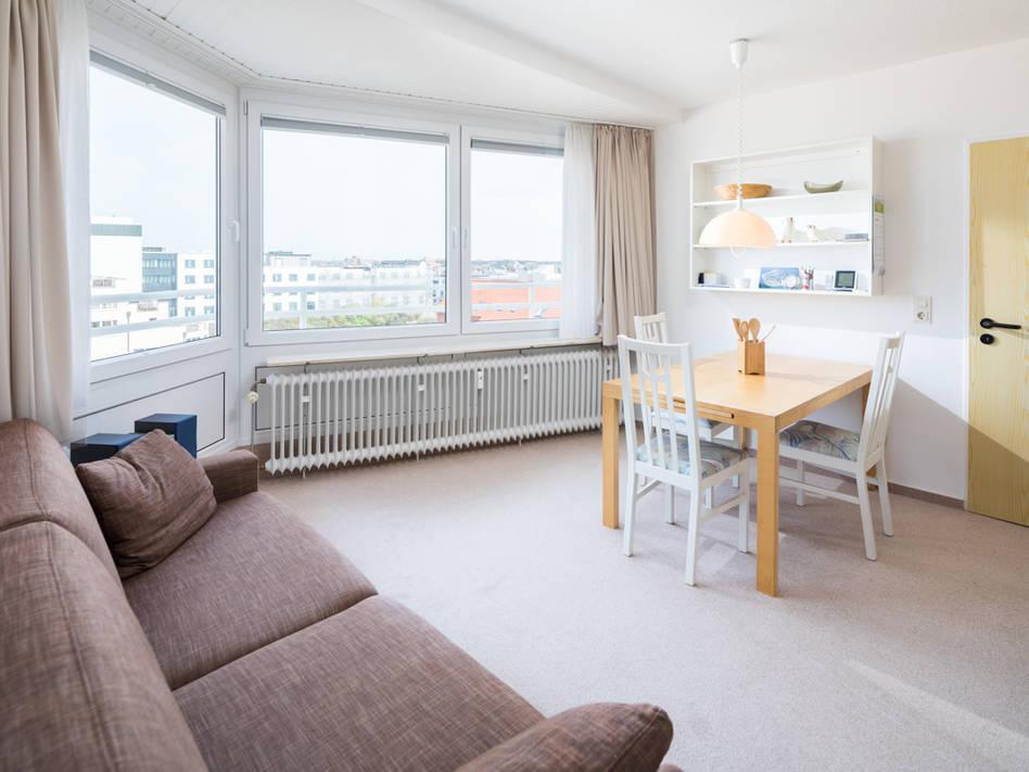 Norderney Ferienwohnung Georgshöhe Ap.28 Bild 1