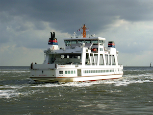 Fähre Frisia 4 Norderney