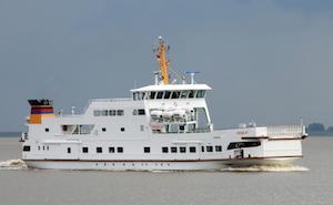 Fähre Norderney Frisia 6