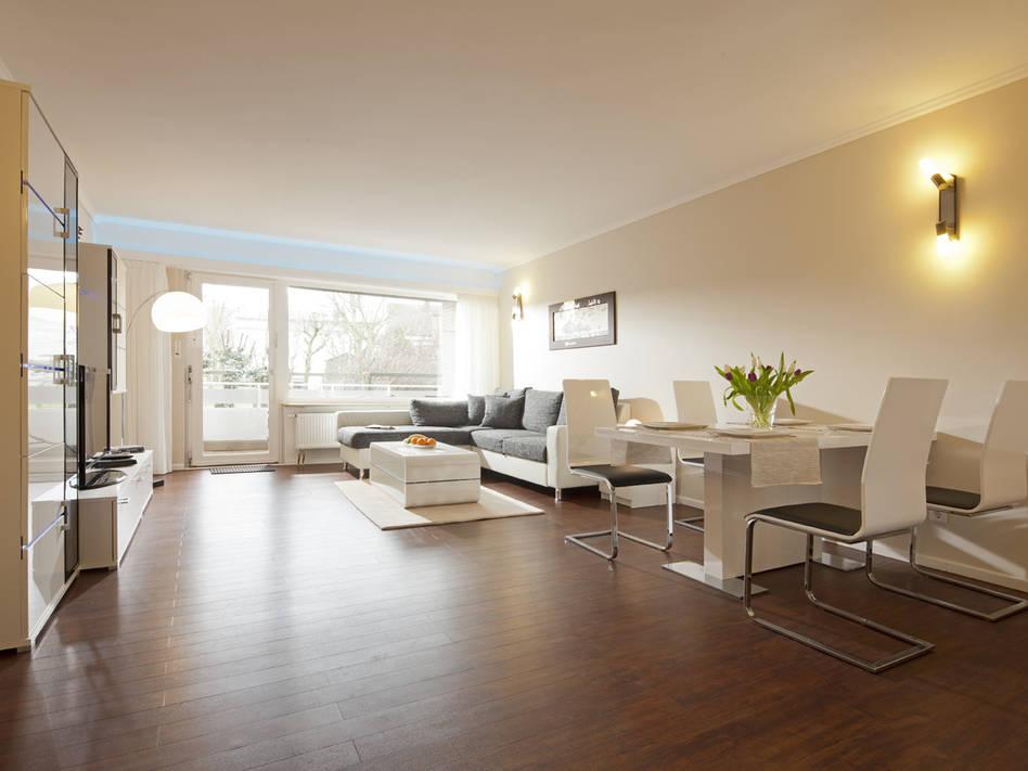Norderney Ferienwohnung City Apartment Bild 1