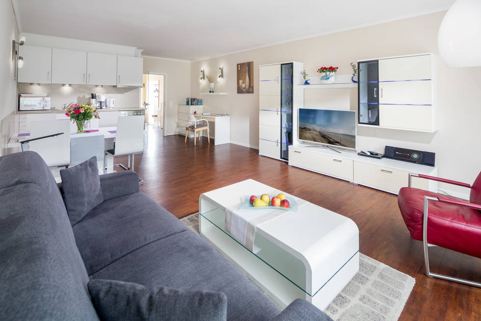 Single apartment norderney