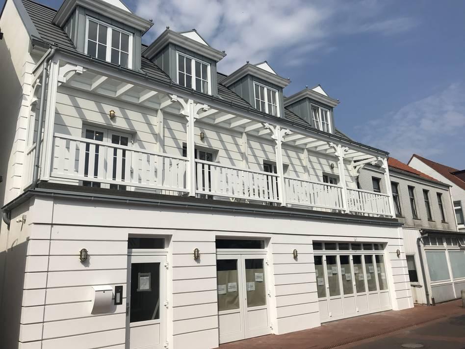 Norderney Ferienwohnung Friesenhuus Whg.4 Bild 1