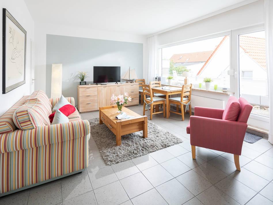 Norderney Ferienwohnung Gartenstr. 48 ...am Meer Bild 1