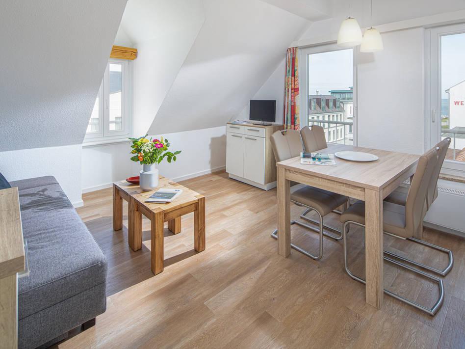 Norderney Ferienwohnung Inselhus 10 Bild 1
