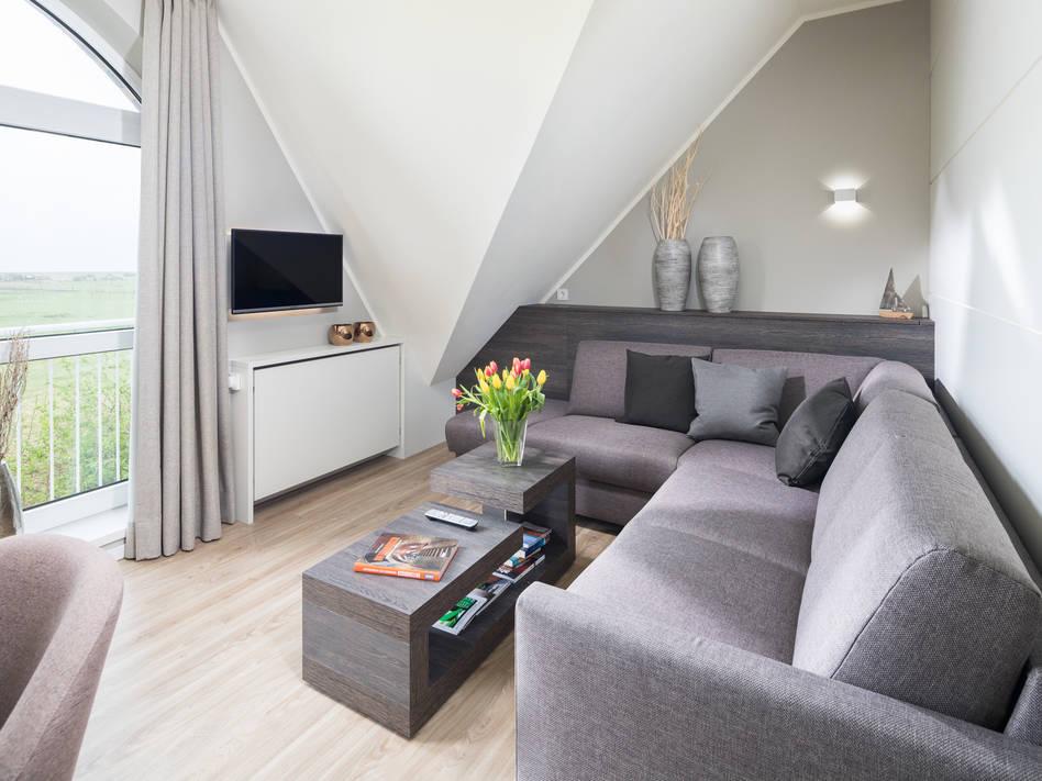 Norderney Ferienwohnung Inseljuwel - Onyx Bild 1