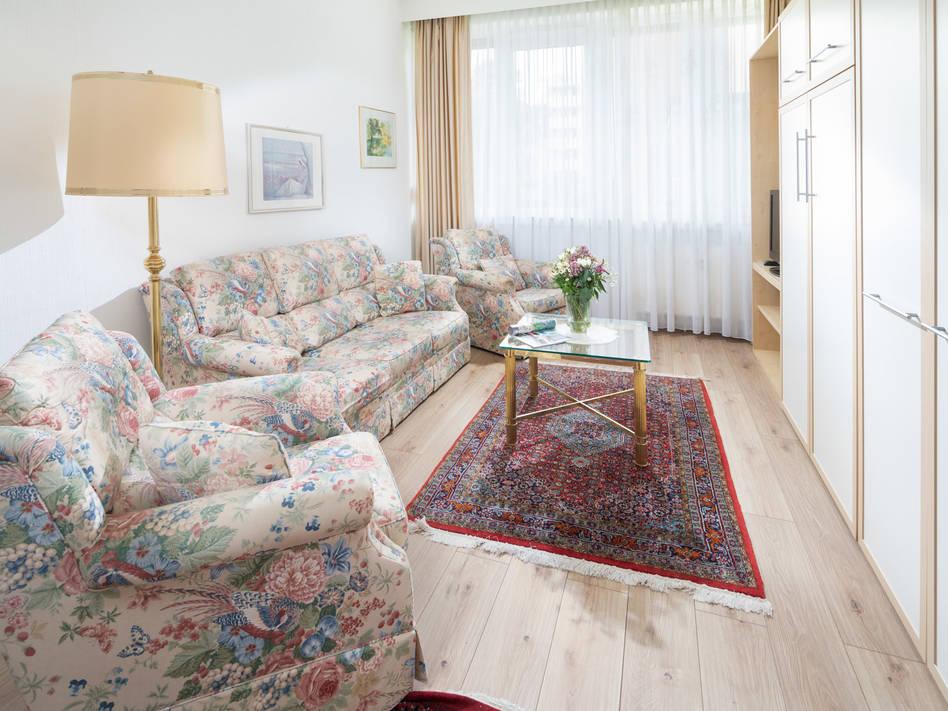 Norderney Ferienwohnung Kaiserhof 108 Bild 1