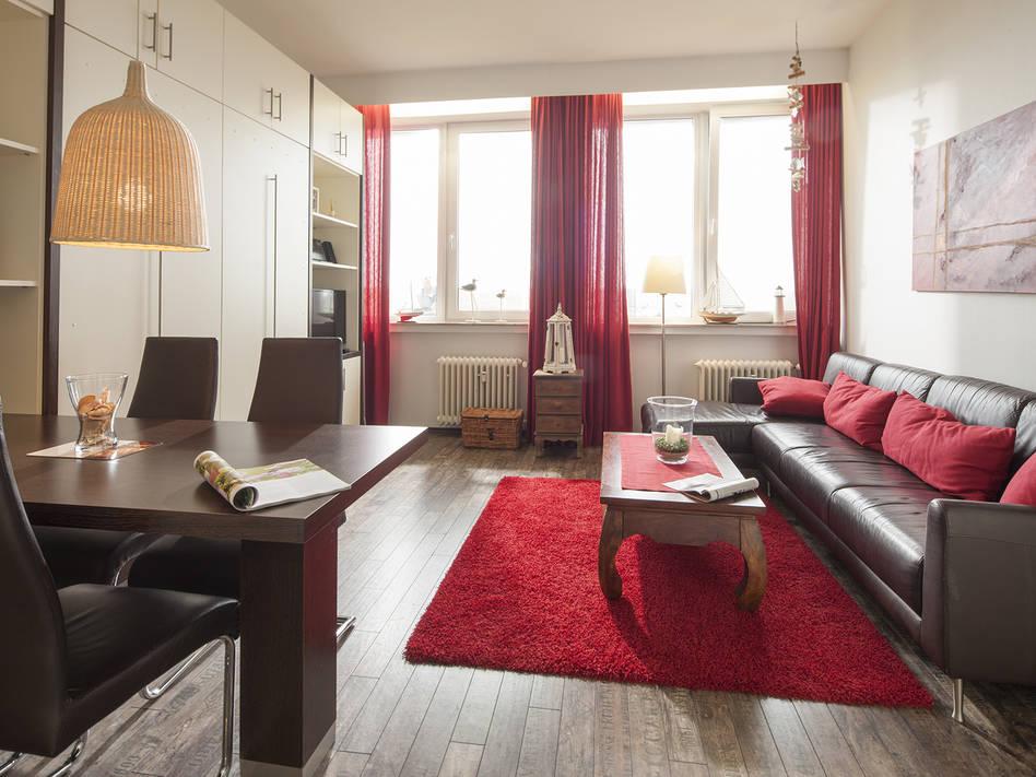 Norderney Ferienwohnung Kaiserhof 111 Bild 1