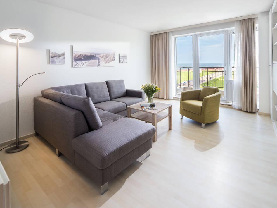 Norderney Ferienwohnung Kaiserhof 19 Bild 1