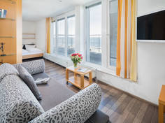 Ferienwohnung Kaiserhof 96 (Penthouse)
