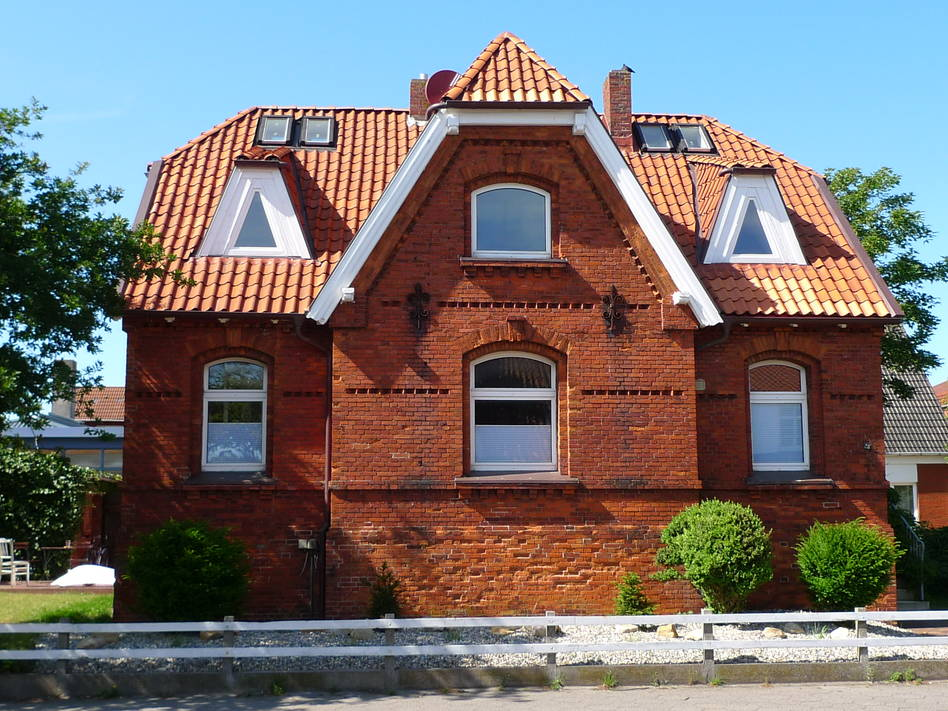 Norderney Ferienwohnung Kaiserwache Sophie Bild 1