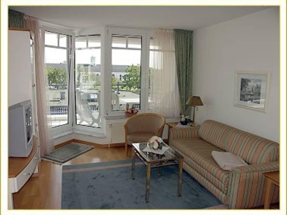Norderney Ferienwohnung Kleine Möwe 8 Bild 1