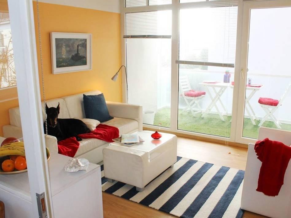 Norderney Ferienwohnung Nordische Wohnung Bild 1