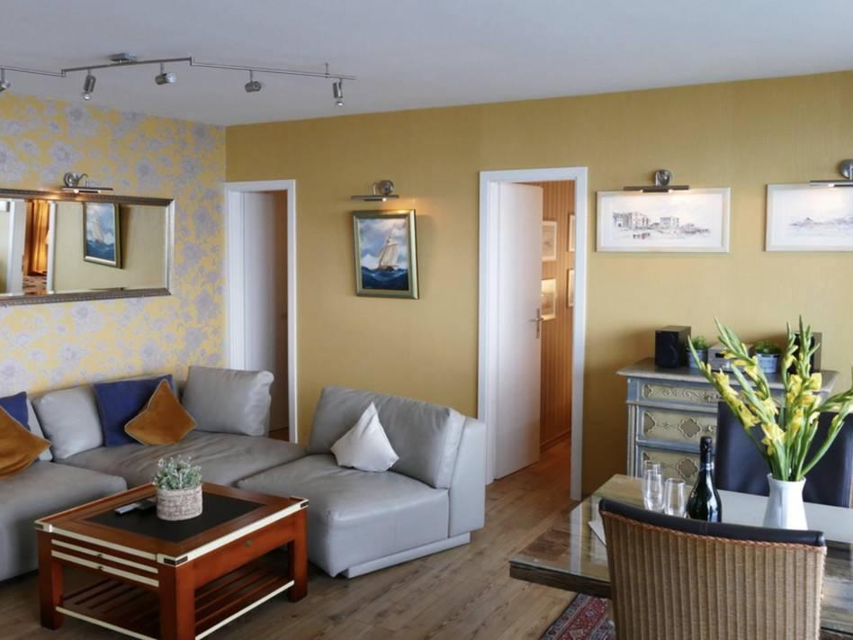 Norderney Ferienwohnung Nordseeblick 139 Bild 1