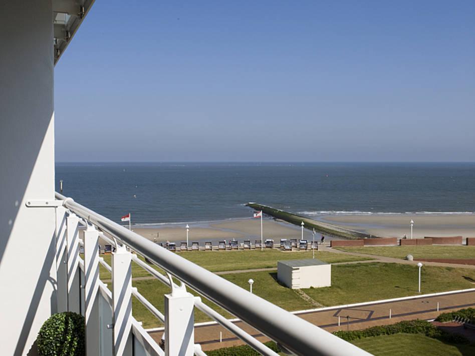 Norderney Ferienwohnung Nordseeblick 39a Bild 1