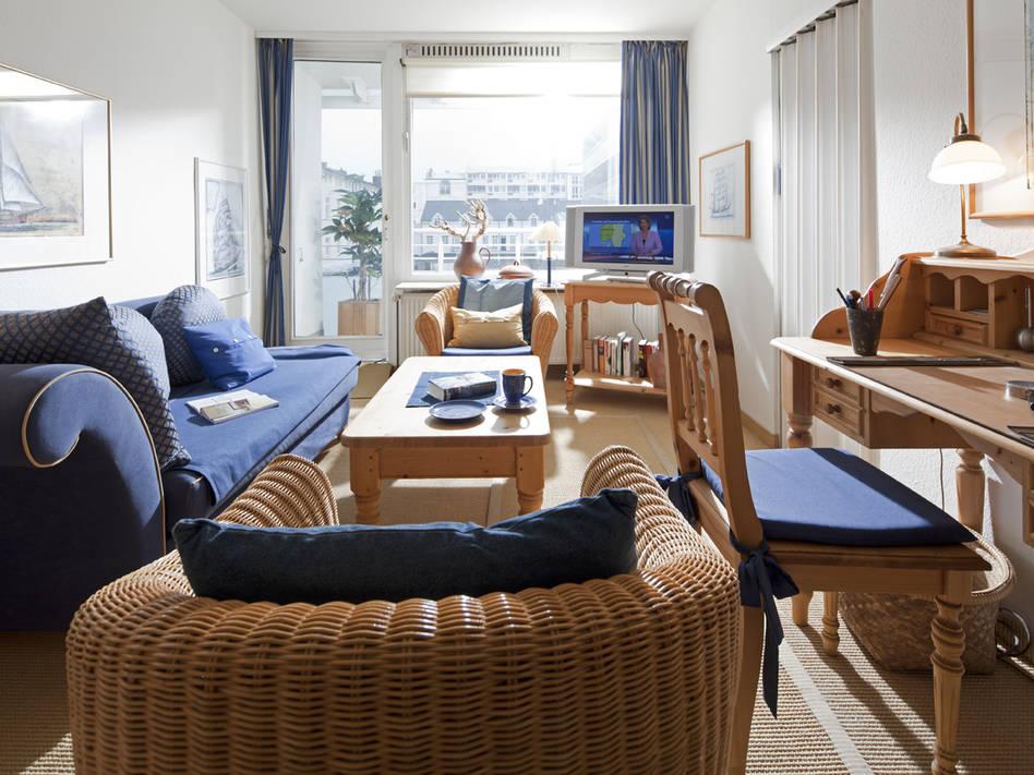 Norderney Ferienwohnung Nordseeblick 8 Bild 1
