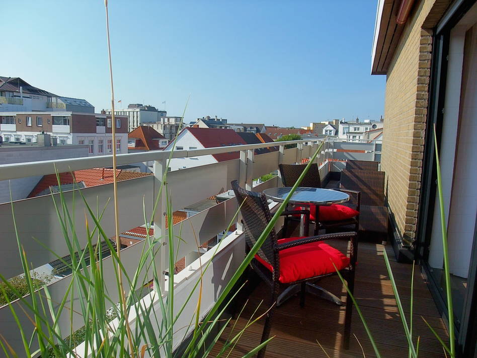 Norderney Ferienwohnung Penthouse 28 Bild 1