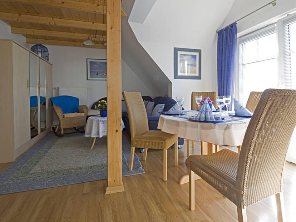 Norderney Ferienwohnung Reede 2 Bild 1