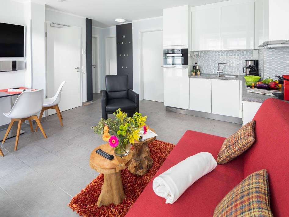 Norderney Ferienwohnung Residenz Windjammer Whg.2 Bild 1