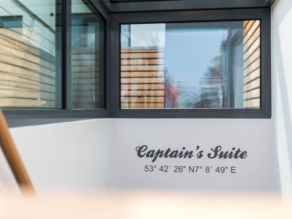 Norderney Ferienwohnung Schippers Huus - Captain's Suite 7 Bild 1