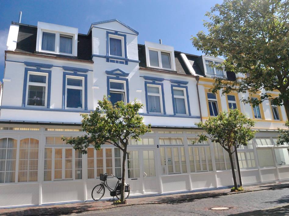 Norderney Ferienwohnung Villa Elise Bild 1