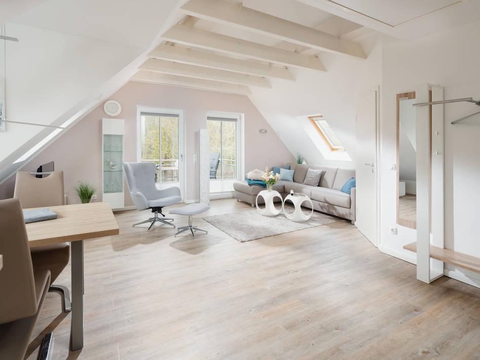 Norderney Ferienwohnung Villa Parkblick Bild 1