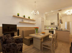 Ferienwohnung Villa Vie 1