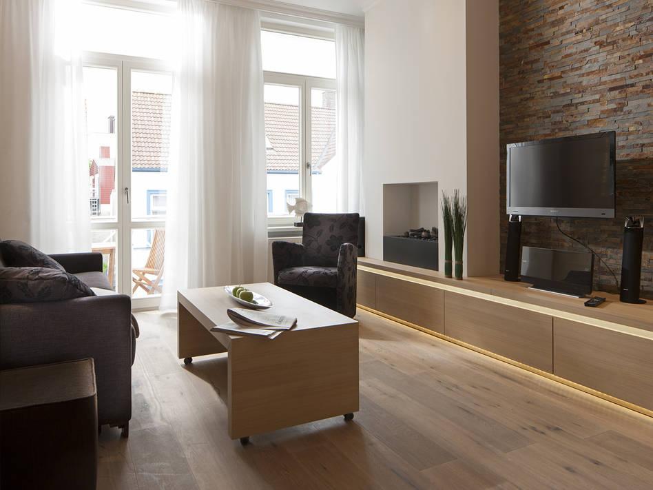 Norderney Ferienwohnung Villa Vie 3 Bild 1