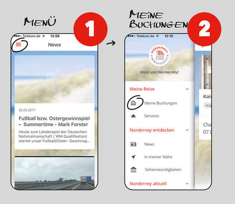 Norderney Zimmerservice App Grafik1