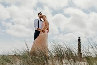 Romantikurlaub und Flitterwochen auf Norderney