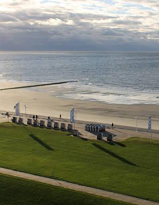 Saisonzeiten: Norderney ist immer eine Reise wert