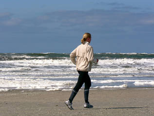 Sport auf Norderney - bei fast jedem Wetter ein Erlebnis!